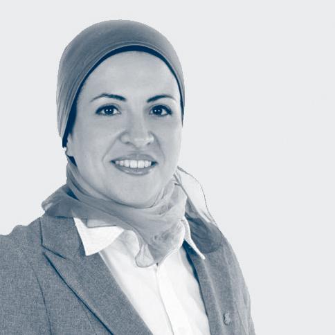 Dr Wafaa Abdel-Hadi portrait